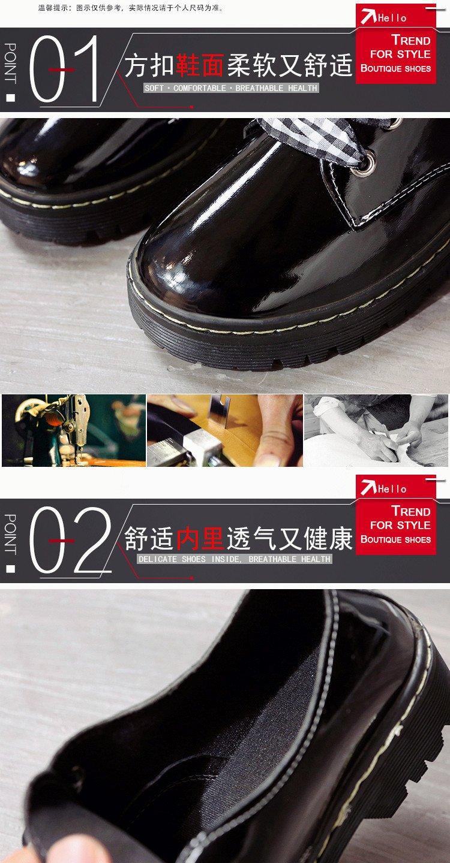 Giày Da Nữ Kiểu Dáng Đơn Giản Thời Trang