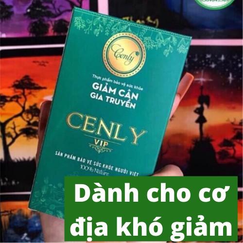Hàng chính hãng, THUỐC GIẢM CÂN CENLY (Chính hãng)