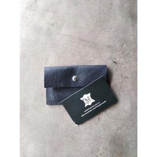 Ví thẻ namecard da bò thật 100% handmade Leather World thumbnail