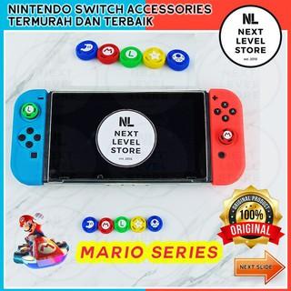 Nút Bấm Thay Thế Cho Tay Cầm Chơi Game Nintendo Switch Lite Mario Luigi thumbnail