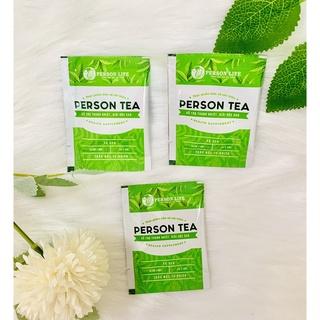 [Sản phẩm dùng thử ] Trà Person Tea - Hỗ Trợ Thanh Nhiệt - Giải Độc Gan thumbnail