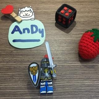 Lego Minifigures Nhân Vật Lính Chiến Binh kèm phụ kiện