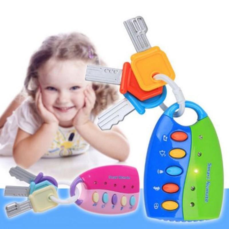 Đồ chơi chìa khóa điều khiển từ xa cho bé