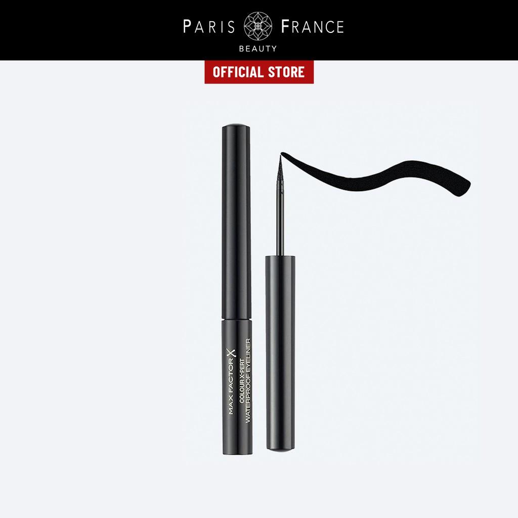 [Mã FMCGM50 - 8% đơn 250K] Paris France Beauty - Kẻ Mắt Chống Thấm Nước Max Factor X Color X-Pert Eyeliner 1.6ml