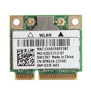 Card Wireless Laptop DW1397