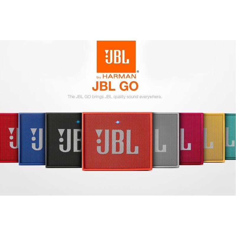 Loa di động bluetooth JBL GO ( Đỏ ) chính hãng