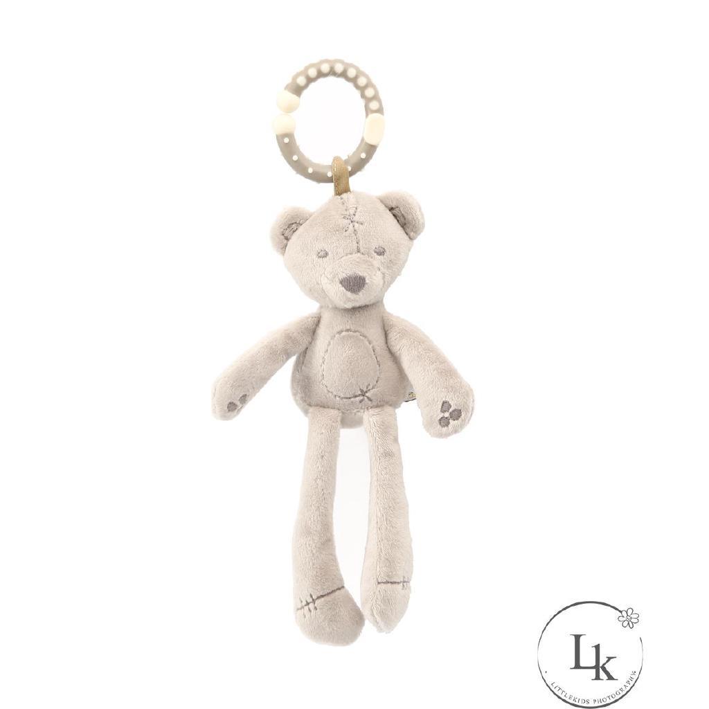 EII-Dễ thương Bunny Mềm Plush Đồ Chơi Gấu Thú Nhồi Bông Bé