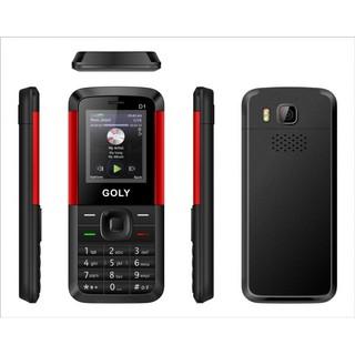 RẺ VÔ ĐỊCH Điện thoại Goly D1 Pin Siêu Trâu, Sóng Siêu Khỏe, Giá Siêu RẺ thumbnail