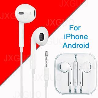 HP Tai Nghe Nhét Tai Jxgeo (1 Tháng) 3.5mm Cho Iphone Android