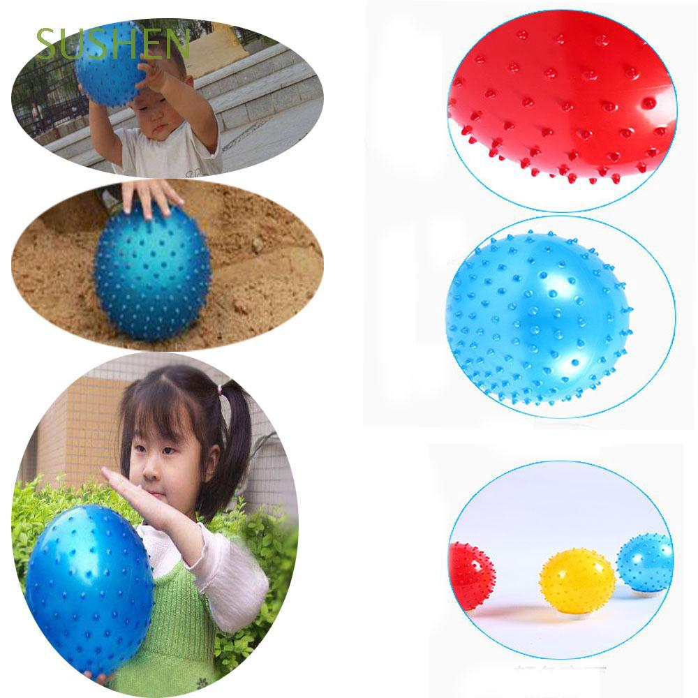 22cm Random Color Sensory Hot Family Fun Party Funny Massage Ball