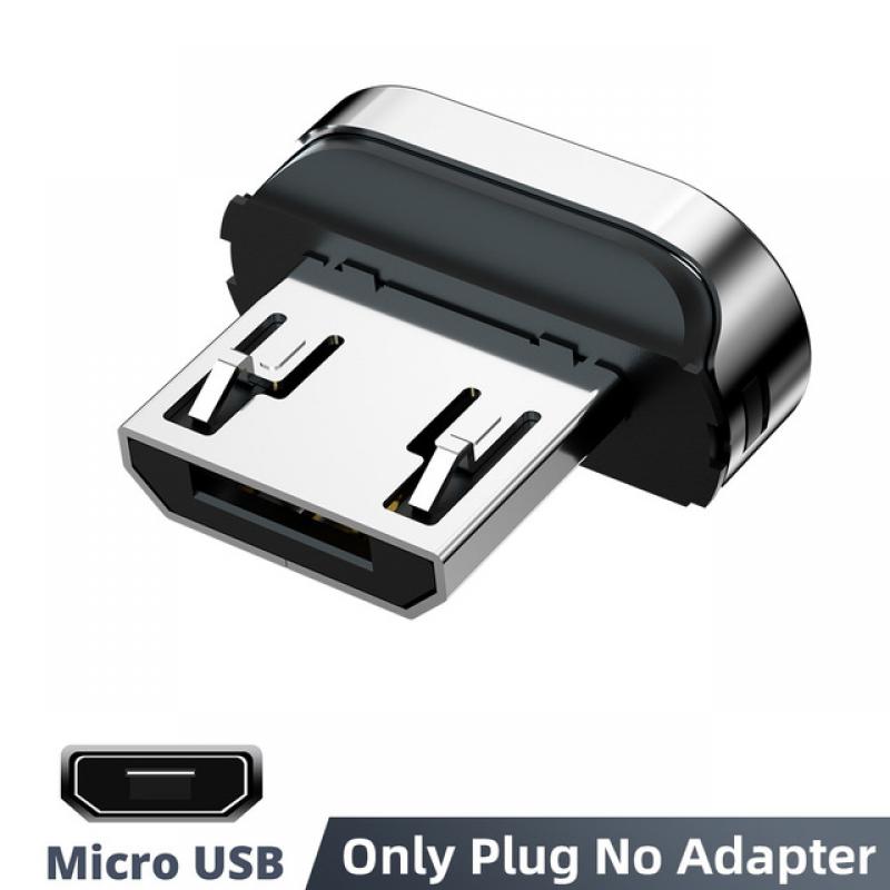 Đầu USB Chuyển Đổi Cổng Sạc Dữ Liệu Fonken Cổng Type C Từ Tính