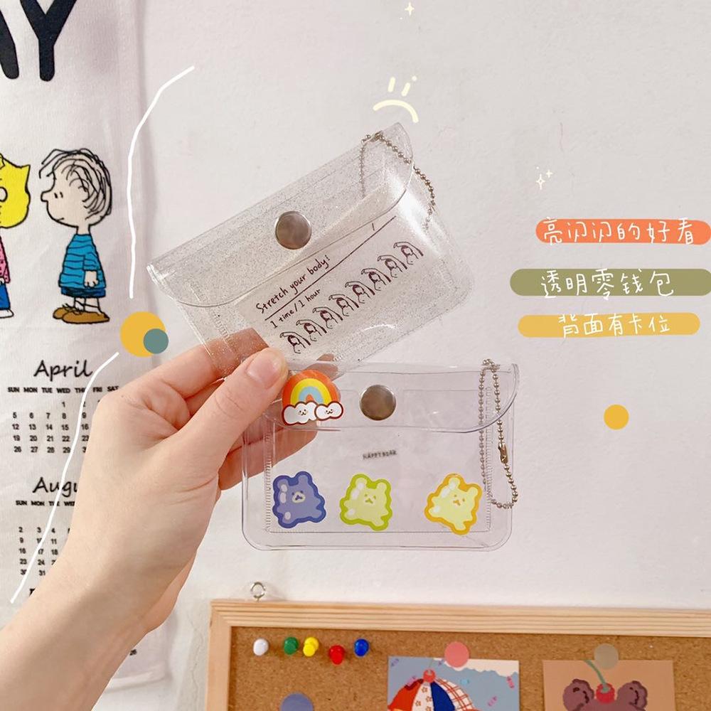 Túi đựng thẻ kiểu dáng đơn giản tiện lợi chất lượng cao
