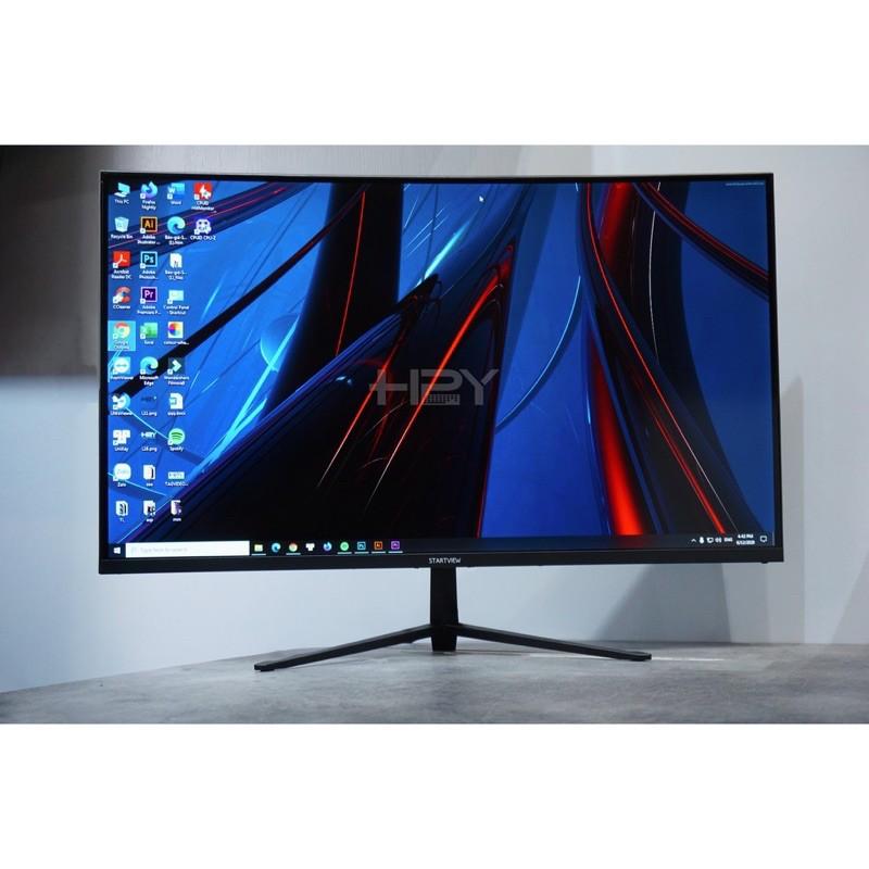 Màn hình máy tính - LCD 27'' Startview S27FHV Full HD 75Hz Gaming Cong