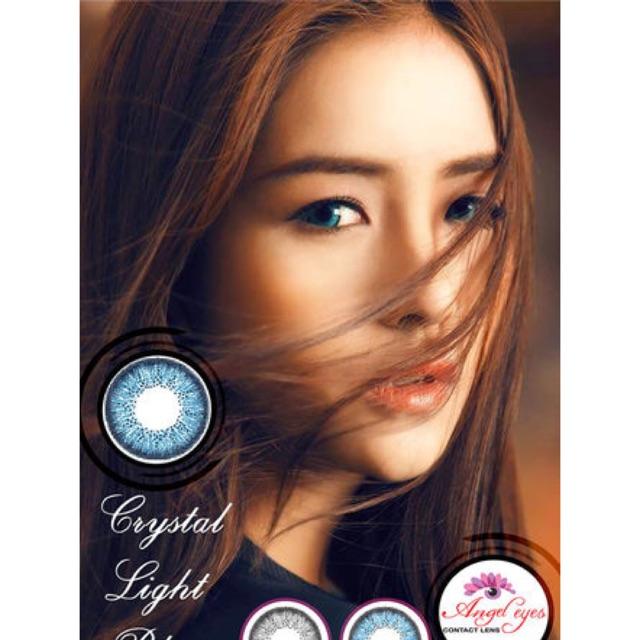 Lens xanh 0-8 độ Hàn Quốc