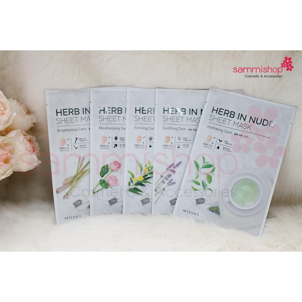 Mặt nạ giấy Missha Herb In Nude Sheet Mask ? - 3443540 , 806340066 , 322_806340066 , 30000 , Mat-na-giay-Missha-Herb-In-Nude-Sheet-Mask--322_806340066 , shopee.vn , Mặt nạ giấy Missha Herb In Nude Sheet Mask ?