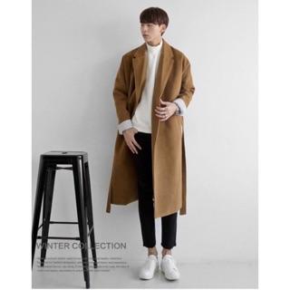 Áo khoác dạ Hàn Quốc FD204 dáng dài cực đẹp( có ảnh thật )