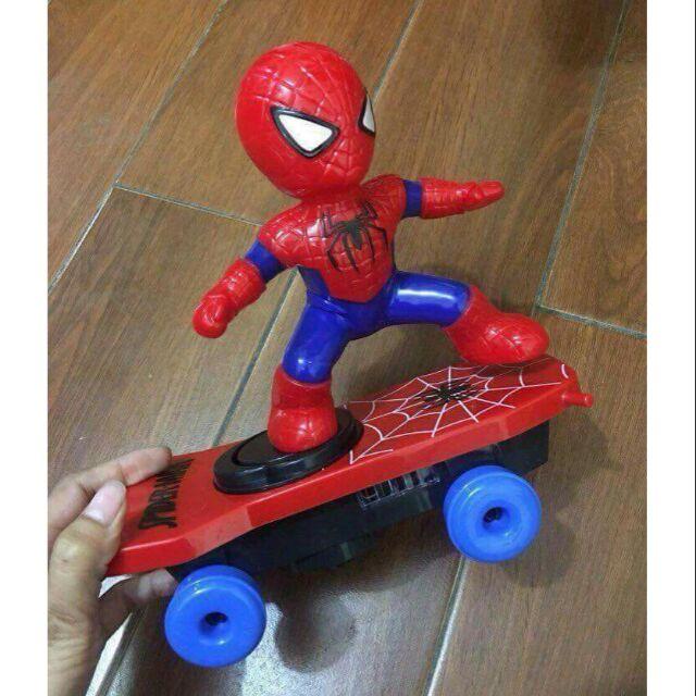 Đồ chơi người nhện trượt ván cho bé - 2600563 , 1160531484 , 322_1160531484 , 75000 , Do-choi-nguoi-nhen-truot-van-cho-be-322_1160531484 , shopee.vn , Đồ chơi người nhện trượt ván cho bé