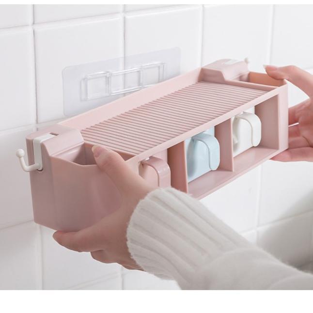 `➷ Kệ đựng gia vị 3 tầng tiện lợi dành cho nhà bếp