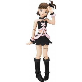CHÍNH HÃNG Mô hình khớp Búp bê Futama Mami Revoltech Fraulein No.006 Idol Master Action Figure by Kaiyodo