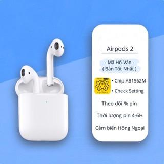 [ Hổ Vằn 1562M Check Setting ] Tai Nghe Bluetooth TWS 2 Bản Mới Hoàn Thiện Tuyệt Đối - Pin 5H thumbnail