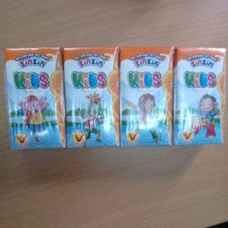 Sữa chua uống Susu Kids 110ml của Elovi