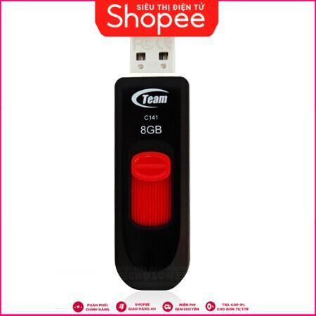 [SĂN SALE SIÊU RẺ] Sản phẩm USB TEAM C141 DRIVE 8GB Giá chỉ 120.000₫