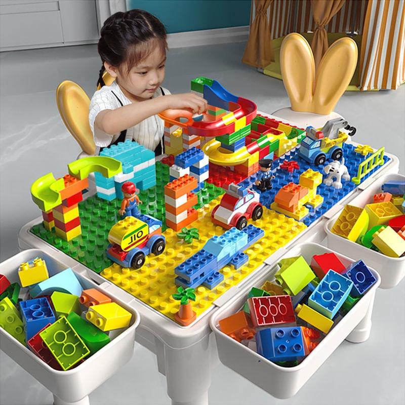 Bộ Đồ Chơi Lắp Ráp Lego Cỡ Lớn Đa Năng Cho Bé 3-6 – 5 Tuổi