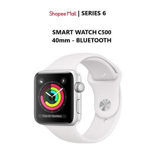 Đồng hồ thông minh C500 Hỗ trợ sim nghe gọi - SMART WATCH SERIES 5 bản hỗ trợ sim - NGHE NHẠC, CHỤP ẢNH