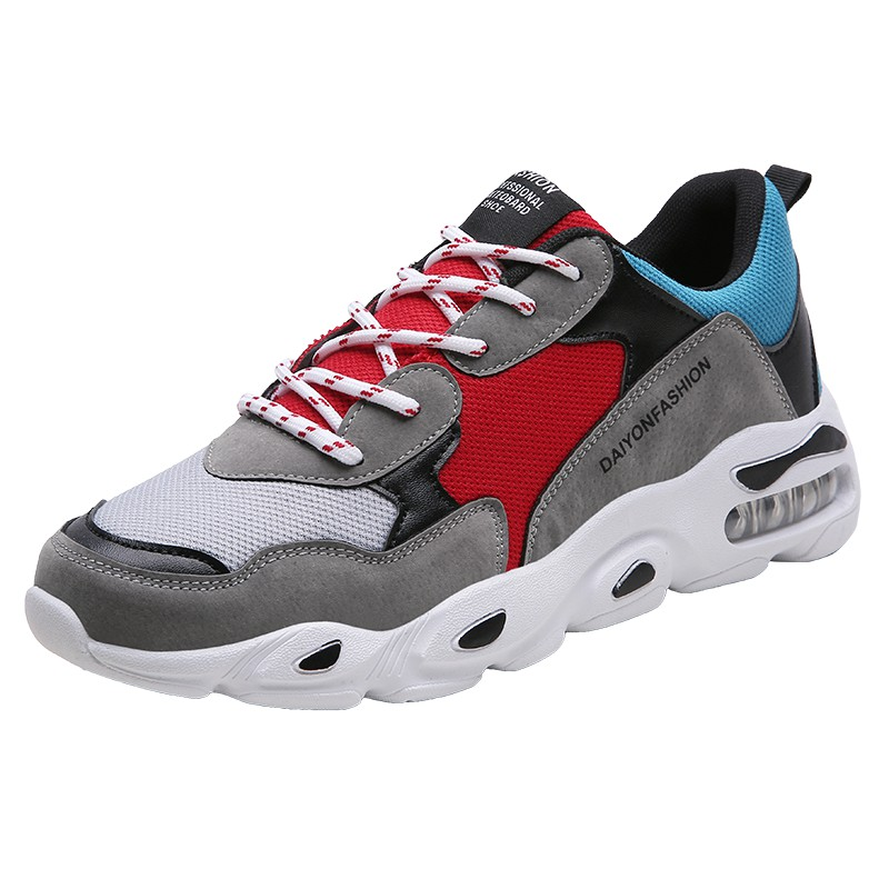 Men's retro fashion sports running shoes