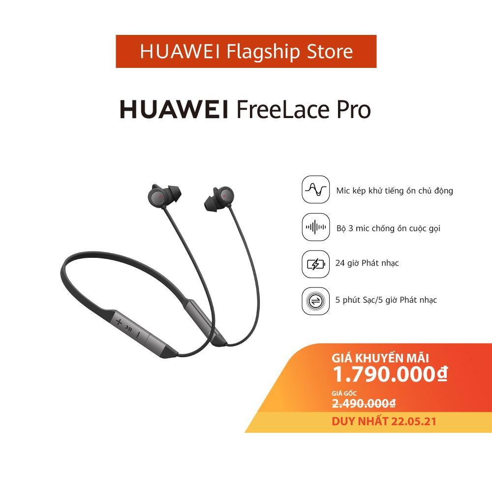 Tai nghe HUAWEI FreeLace Pro - Tai Nghe Bluetooth Nhét Tai Thương hiệu  Huawei