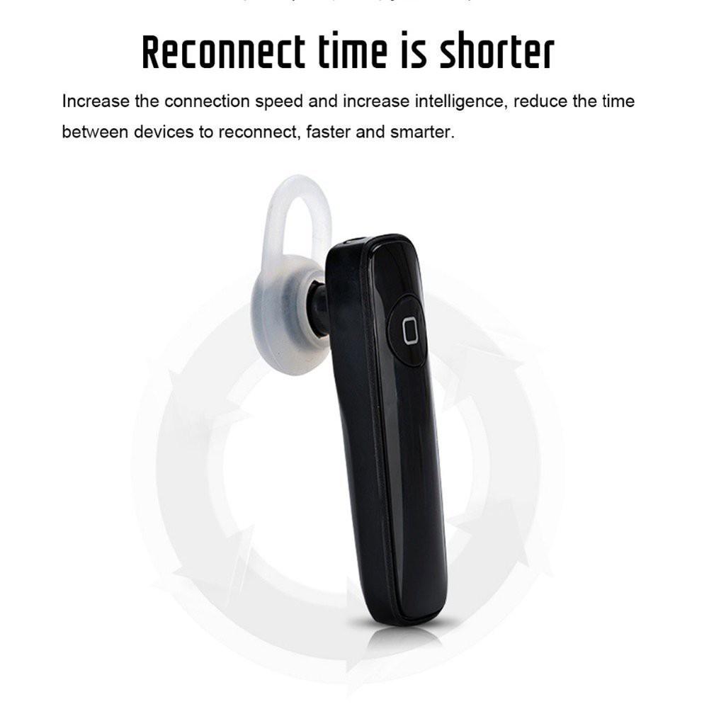 Tai nghe không dây M165 kết nối Bluetooth