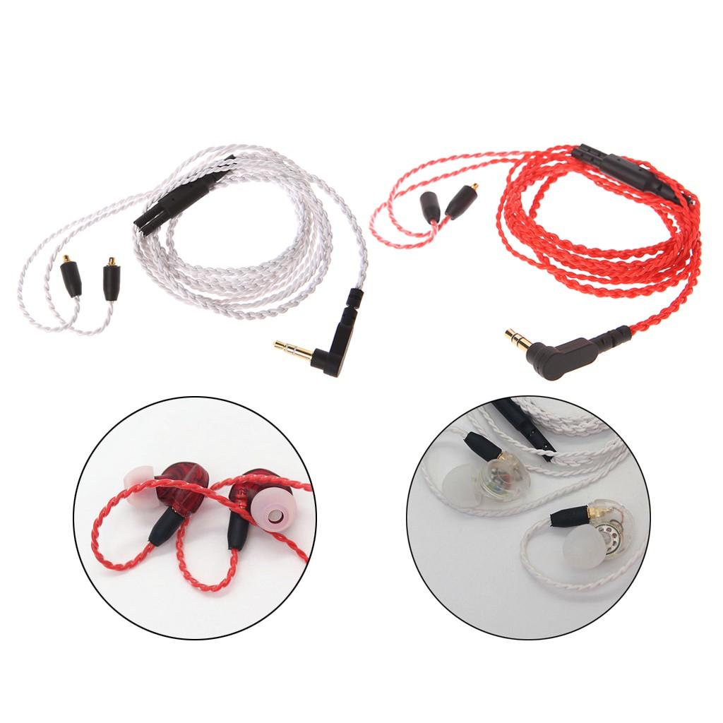 Dây phụ kiện thay thế kết nối tai nghe jack cắm 3.5mm
