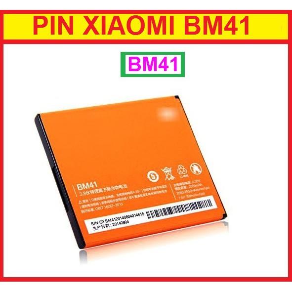 Pin Xiaomi Mi 2A / Redmi 1S / 1 ( BM41 ) 2050 mAh - Mới 100% - 13948395 , 2662305764 , 322_2662305764 , 80000 , Pin-Xiaomi-Mi-2A--Redmi-1S--1-BM41-2050-mAh-Moi-100Phan-Tram-322_2662305764 , shopee.vn , Pin Xiaomi Mi 2A / Redmi 1S / 1 ( BM41 ) 2050 mAh - Mới 100%