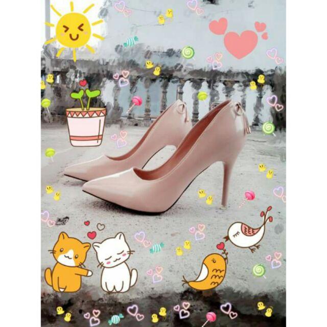 Giày cao gót  (90% new)
