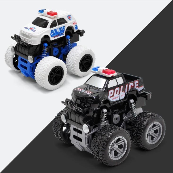 Ô tô cảnh sát địa hình đồ chơi cho bé