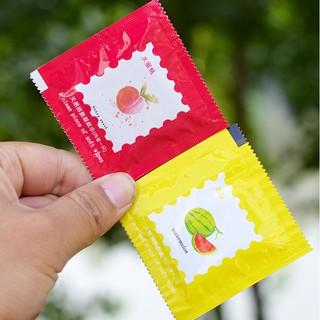 Khăn ướt gói vuông nhiều mẫu tiện lợi bảo vệ bạn khỏi vi khuẩn trong mùa dịch TIENICH1K.01 6
