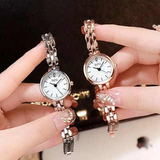 ( Giá Sỉ ) Đồng hồ thời trang nữ DZG S4 dây kim loại sang trọng SCS47369