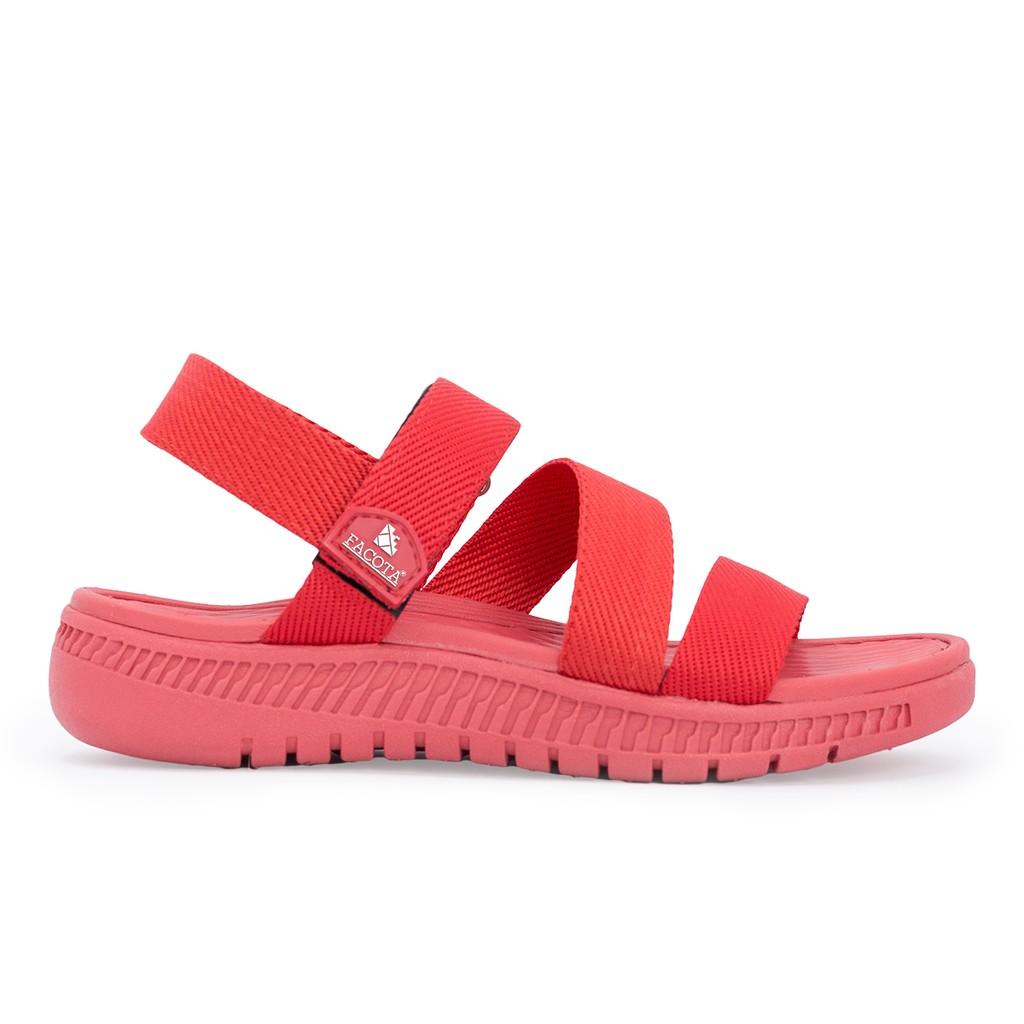 Giày sandal nữ Facota V1 Sport HA07 chính hãng sandal nữ quai dù sandal nữ đi học