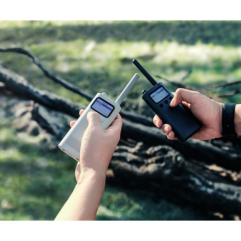 [CHÍNH HÃNG] Bộ đàm Xiaomi Walkie Talkie 1S - Bộ đàm cầm tay Xiaomi Walkie Talkie