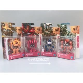 Bst đồ chơi nhân vật Transformer – Made in Vietnam xịn