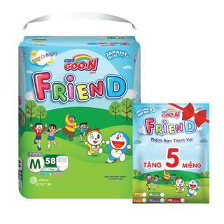 Bỉm Quần Goon Friend M58+5 nhập khẩu Thái Lan 7-12kg thumbnail