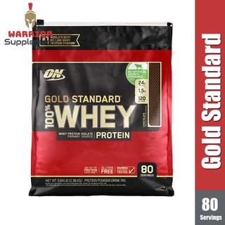 Whey Gold Standard - Whey Isolate - Whey Protein - 80 Servings - Hổ trợ phát triển duy trì cơ bắp thumbnail