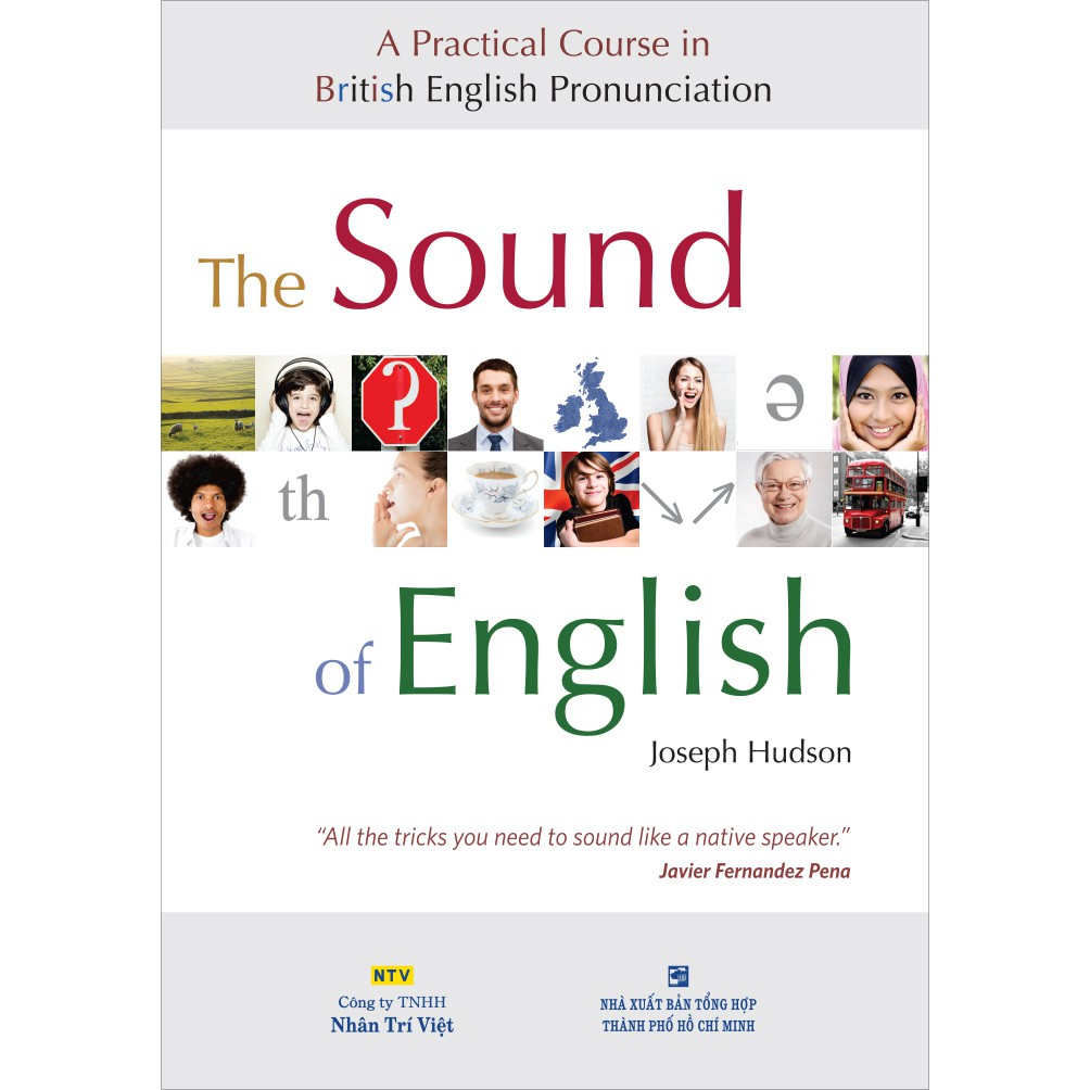 The Sound of English (kèm CD)