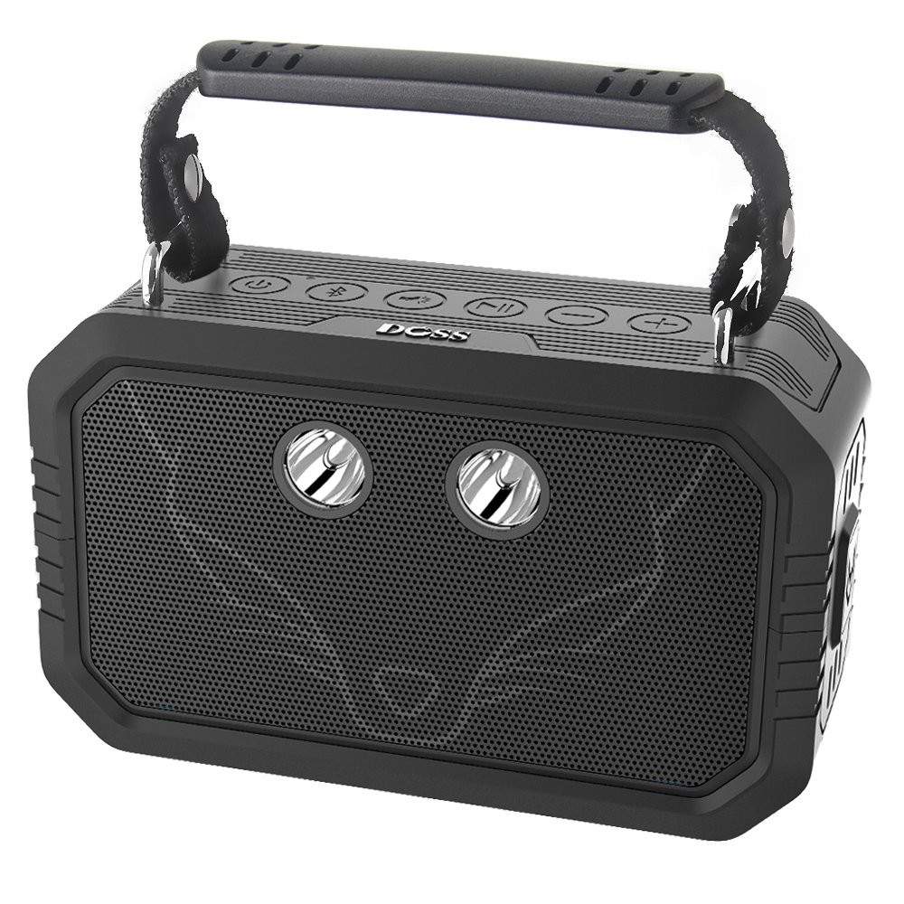 Loa Bluetooth DOSS Traveler - Hàng Chính Hãng Tại Việ
