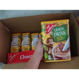 Bột Cacao CHOCO DRINK 800gr của ĐỨC