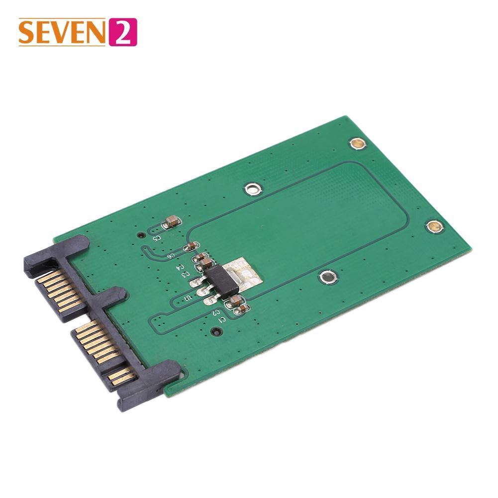 Bảng chuyển đổi mini 13PIN từ MSATA SSD sang Micro SATA
