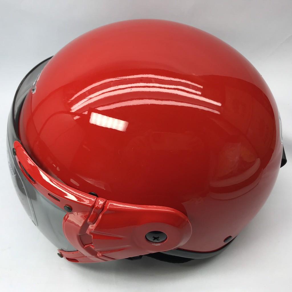 [GIÁ HỦY DIỆT] Mũ bảo hiểm V&S đỏ bóng
