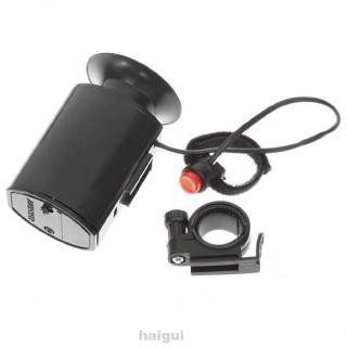 Electronic Lightweight Battery Powered Accessories Portable Easy Install With Mount Bicycle Horn