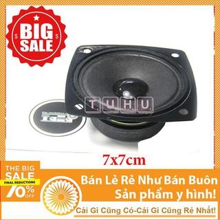 Loa 7x7cm ( Loa Vệ Tinh Tress ) Giá Rẻ