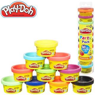 Combo 10 hộp đất nặn Play Doh (mềm dẻo thơm) cc